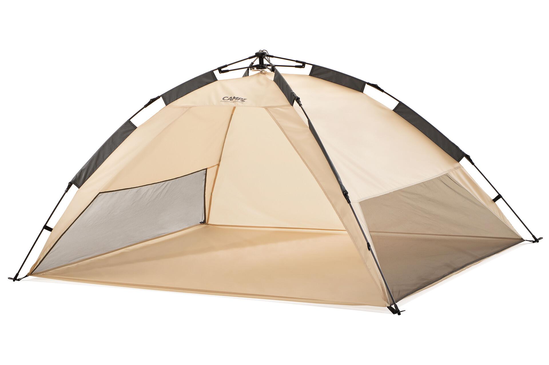 CAMPZ OT UV 40 Namiot plażowy, beige